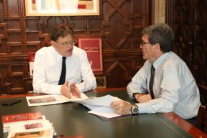 MSC presents the only offer for the new container terminal of the Port of Valencia